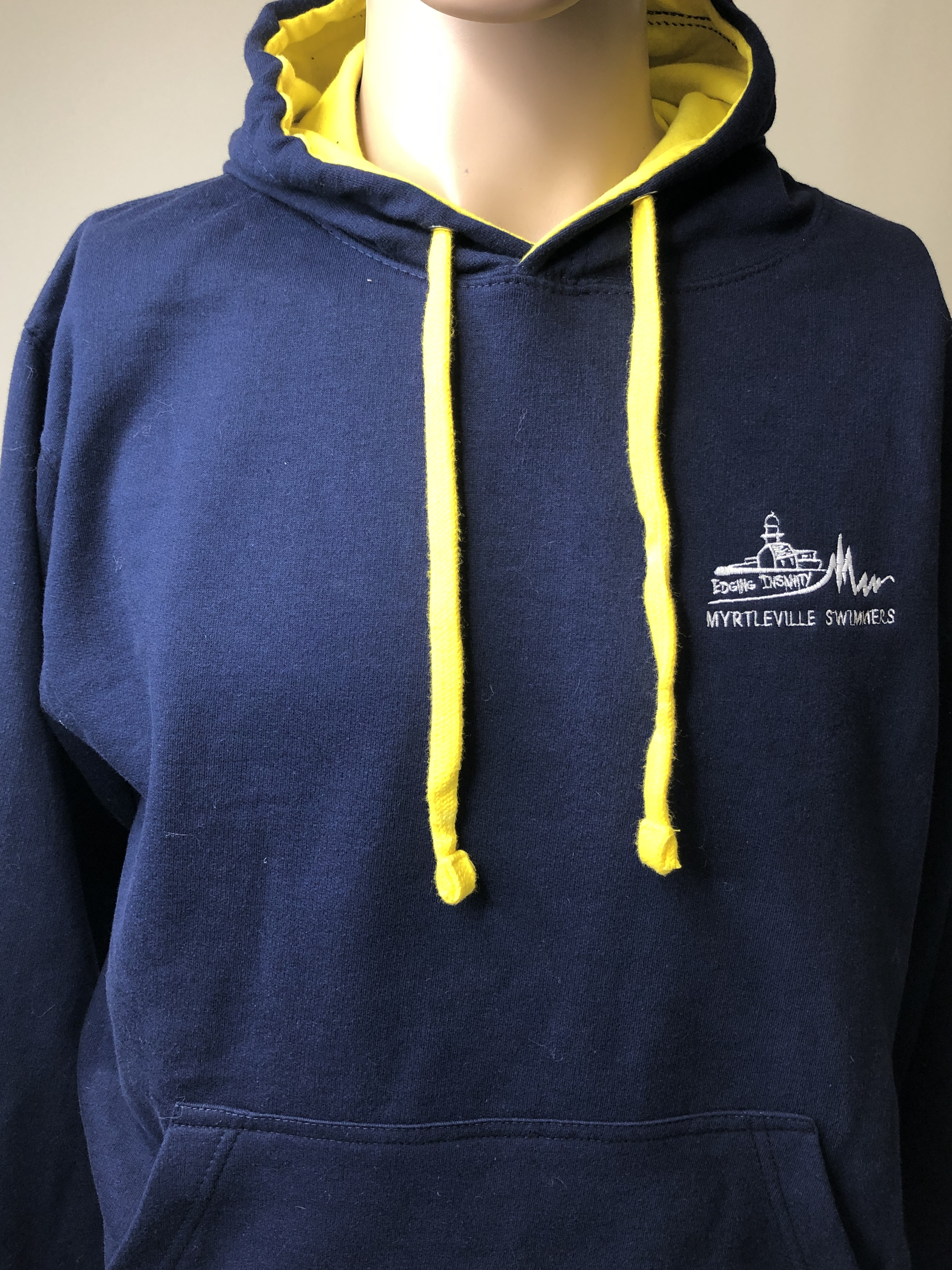 contrast hoody myrtleville swimmers