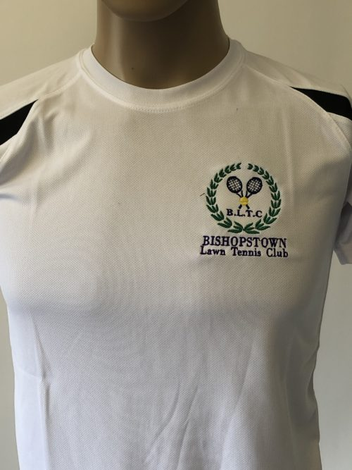 bishopstown tennis club tee