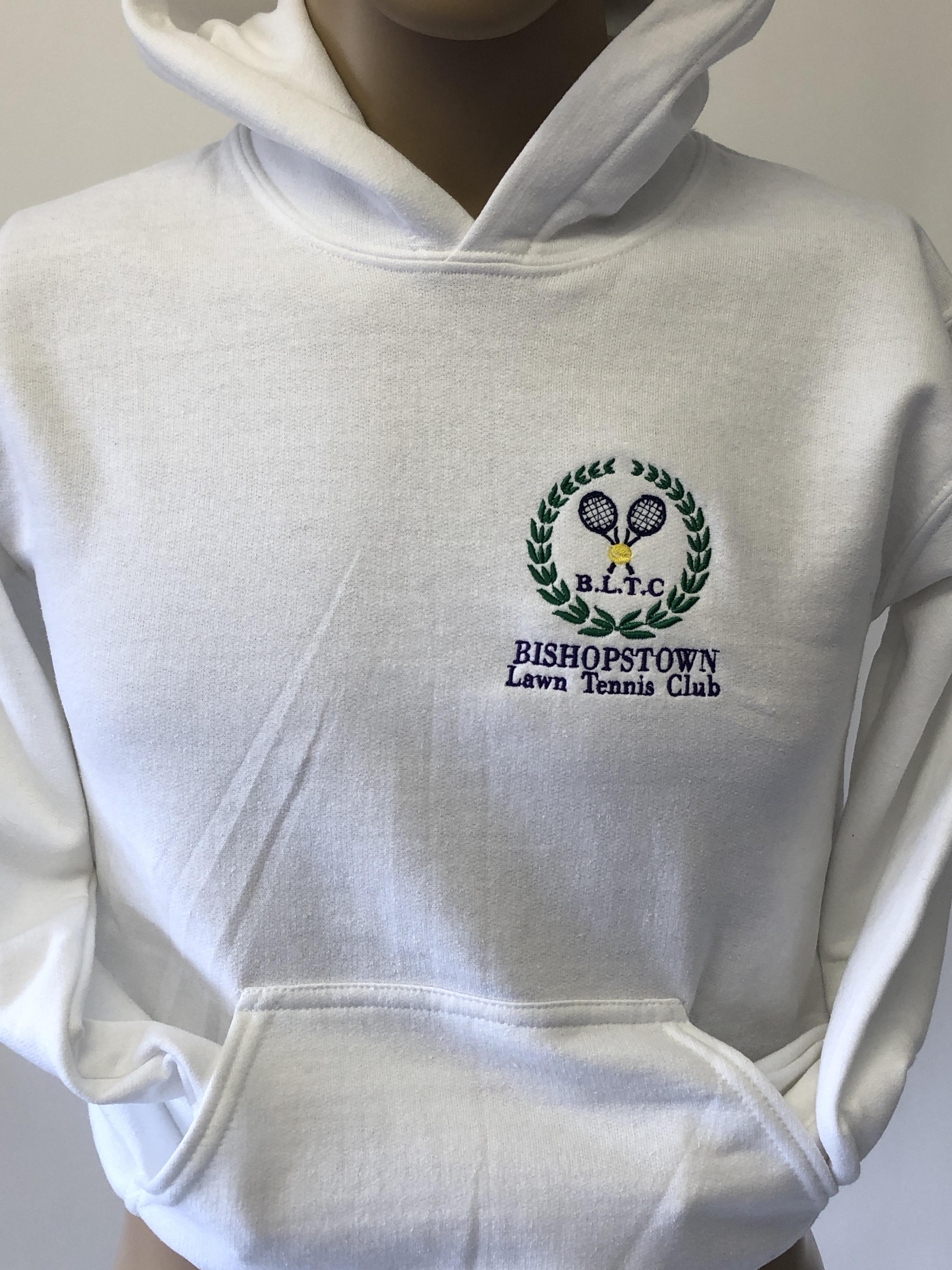 bishopstown tennis club hoody