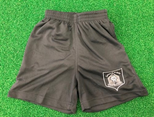 Gaelscoil Ui Riada Navy Sports Shorts